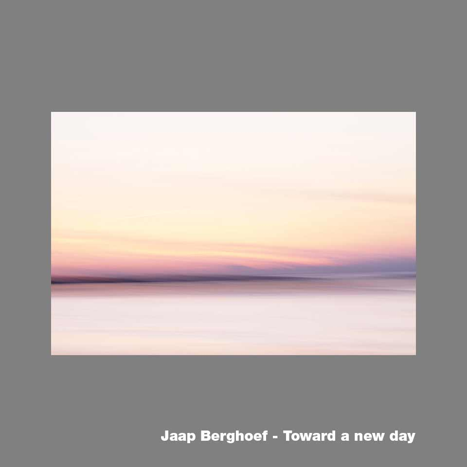 Fotokunst von Jaap Berghoef - Toward a new Day