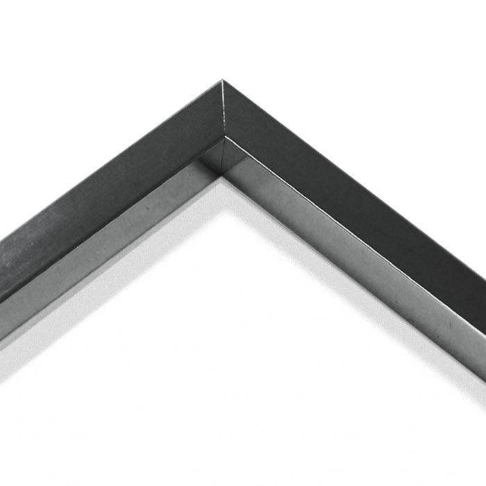 Nielsen Wechselrahmen ALPHA Magnet schwarz glanz 42 x 59.4 cm für ...