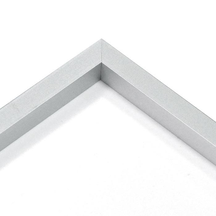 Nielsen Wechselrahmen ALPHA Magnet silber matt 42 x 59.4 cm für ...