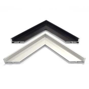 aluminium schattenfugenrahmen von nielsen design. Black Bedroom Furniture Sets. Home Design Ideas